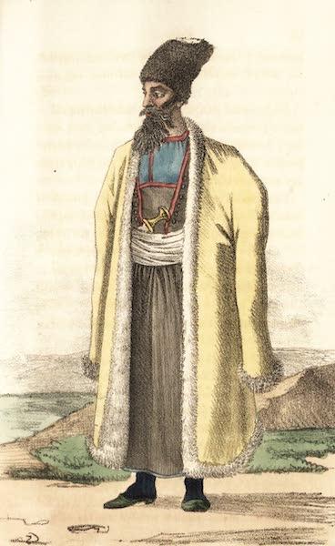Voyage en Perse Vol. 1 - Persan couvert de son Kurck (1825)