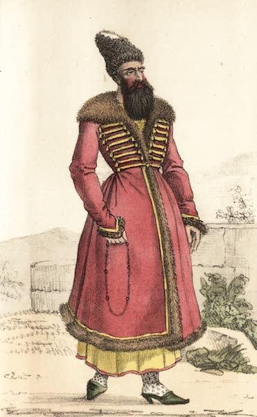 Voyage en Perse Vol. 1 - Persan en Katebi de velours (1825)
