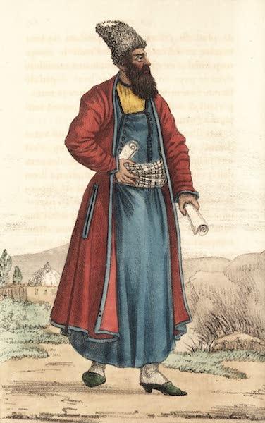Voyage en Perse Vol. 1 - Mirza en robe de Ceremonie (1825)