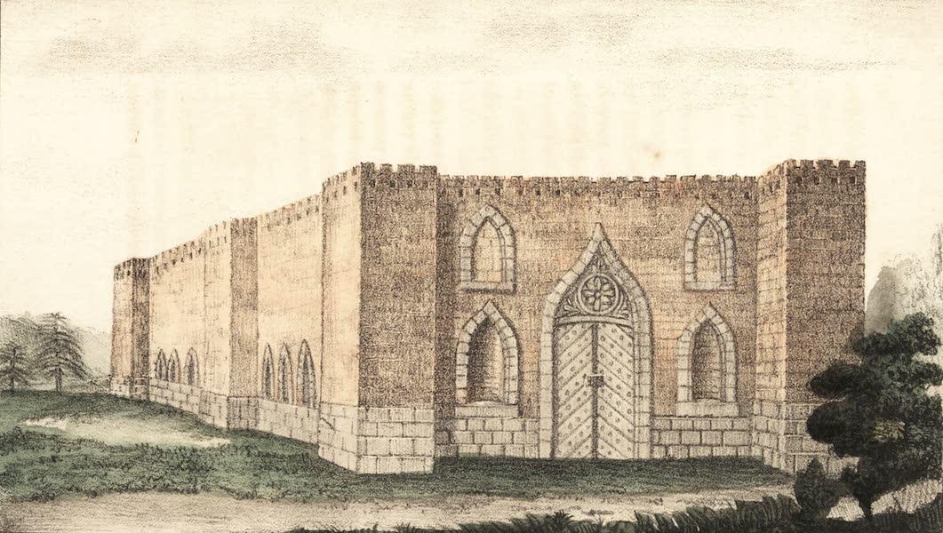 Voyage en Perse Vol. 1 - Persan fumant la Cailliane (1825)