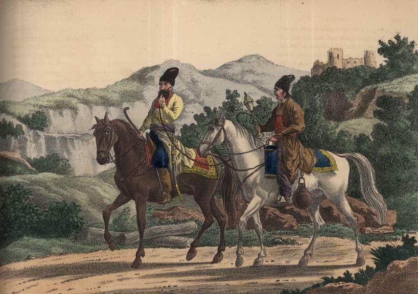 Voyage en Perse Vol. 1 - Toufangchi nestorien du Hekary (1825)