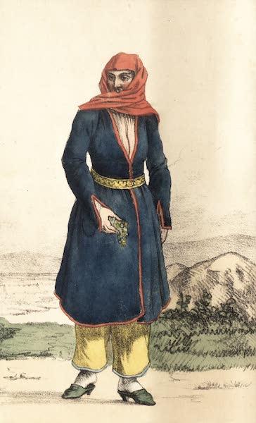 Voyage en Perse Vol. 1 - Femme nestoriene (1825)