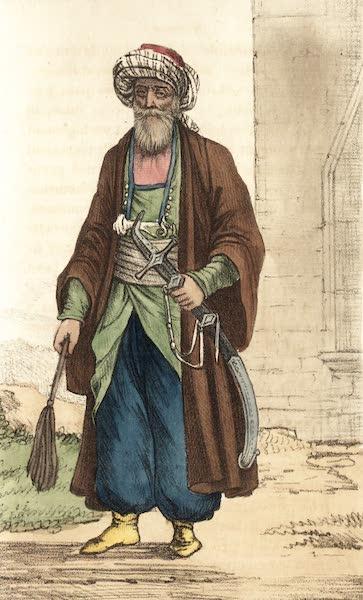 Voyage en Perse Vol. 1 - Califa (Eveque) nestorien (1825)