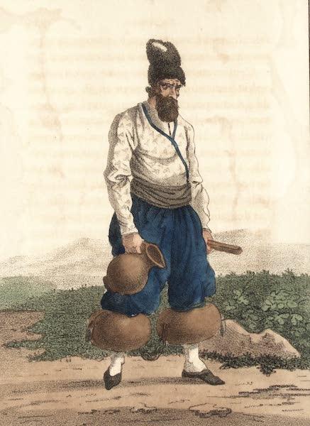 Voyage en Perse Vol. 1 - Criminel Persan a la chaine (1825)