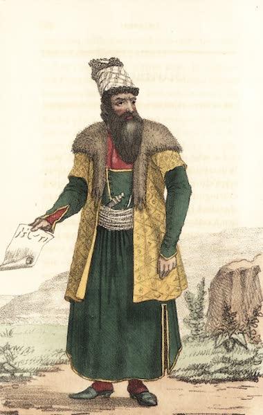 Voyage en Perse Vol. 1 - Noble Persan en habit de Cour (1825)