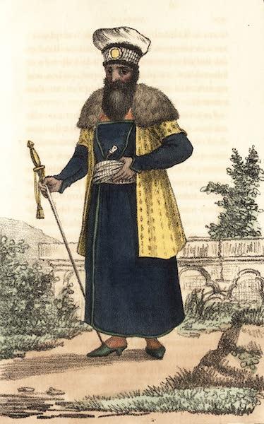 Voyage en Perse Vol. 1 - Nackzachi-Bachi Grand maitre des Ceremonies (1825)