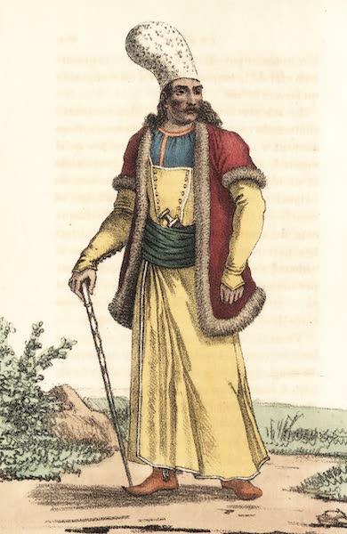 Voyage en Perse Vol. 1 - Schotter-Bachi chef Coureurs du Roi (1825)