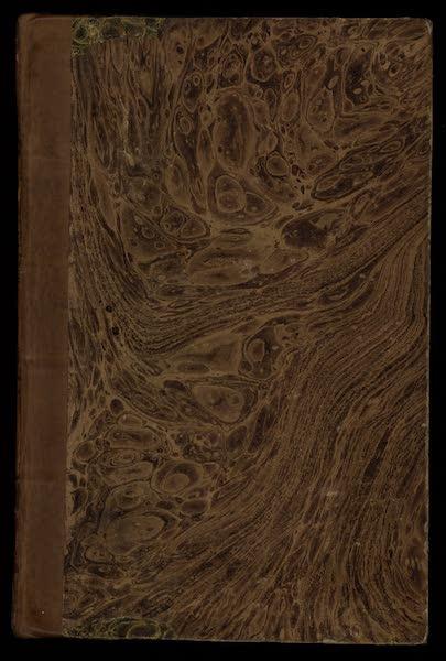 Voyage en Perse Vol. 2 - Front Cover (1825)