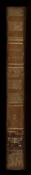 Voyage en Perse Vol. 2 - Spine (1825)