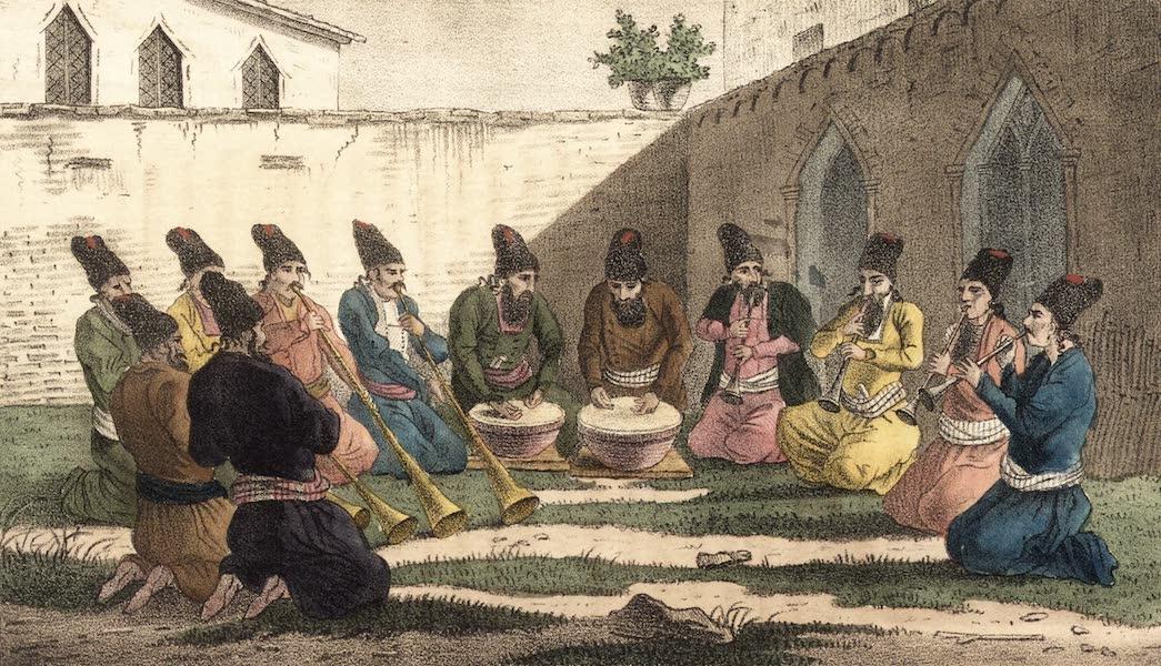 Voyage en Perse Vol. 2 - Musique Militaire (1825)