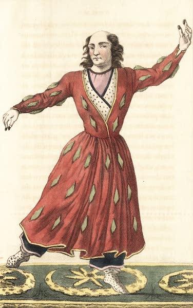 Voyage en Perse Vol. 2 - Danseur persan (1825)