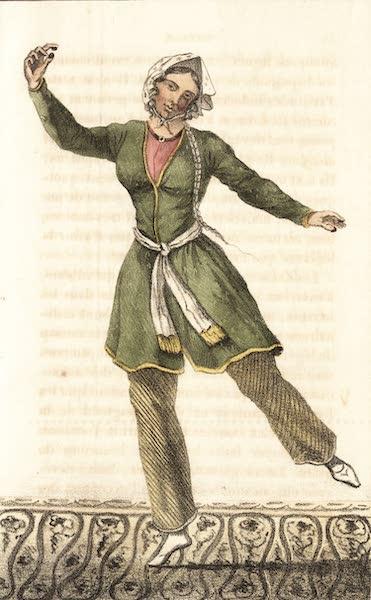 Voyage en Perse Vol. 2 - Danseuse persane (1825)