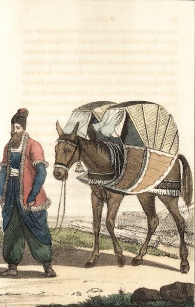 Voyage en Perse Vol. 2 - Femmes persannes en pelerinage (1825)