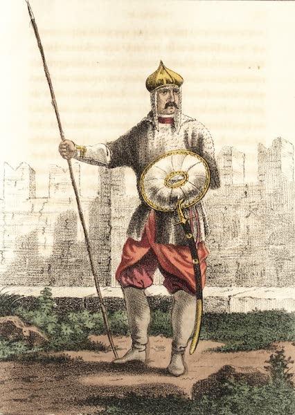 Voyage en Perse Vol. 2 - Serbas soldat regulier de la premiere formation (1825)