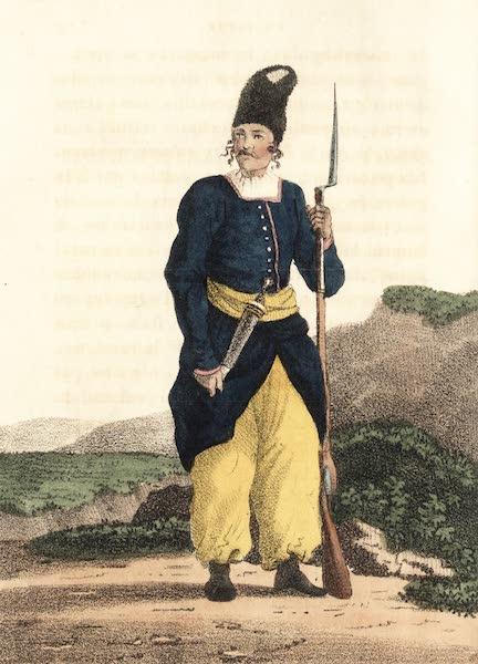 Voyage en Perse Vol. 2 - Serbas, Soldat irregulier de la seconde formation (1825)