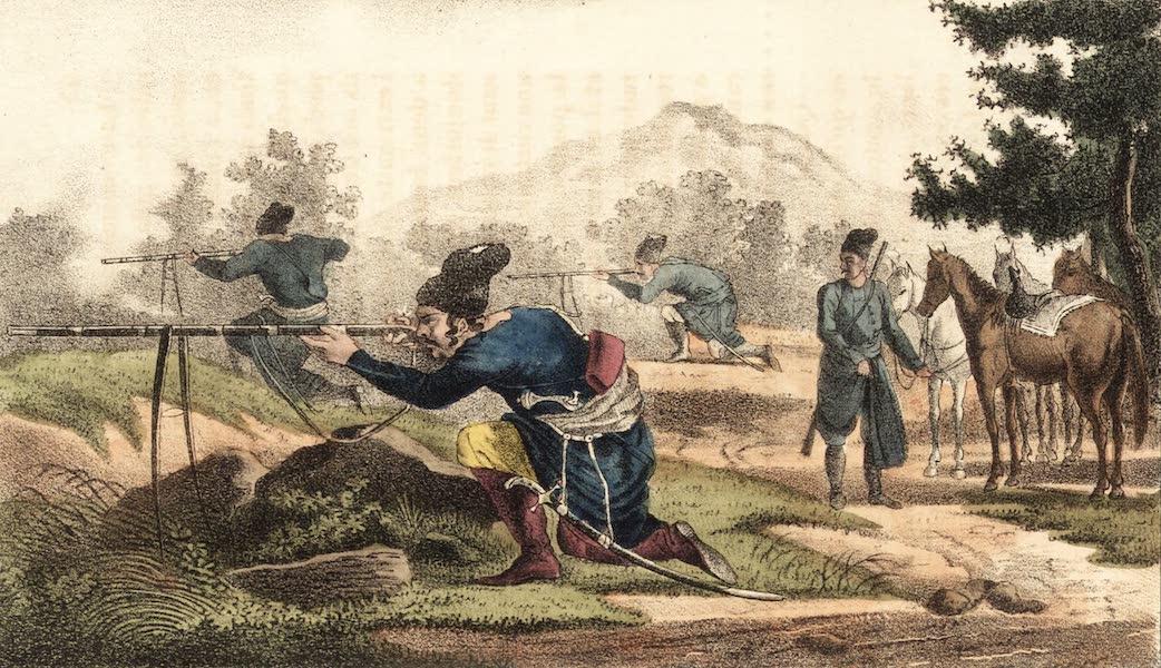 Voyage en Perse Vol. 2 - Chasseurs dragons (1825)