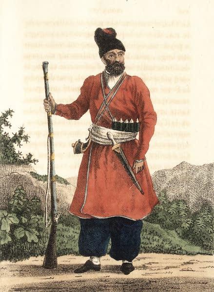 Voyage en Perse Vol. 2 - Djanbas, soldat irregulier du Roi (1825)