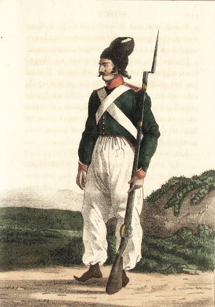Voyage en Perse Vol. 2 - Soldat regulier formation francaise (1825)