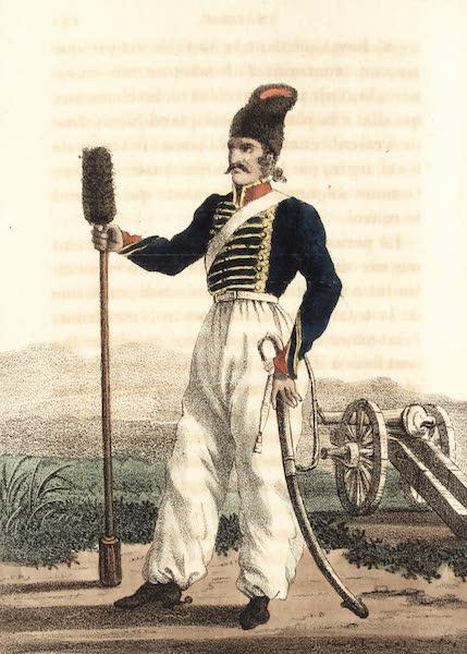 Voyage en Perse Vol. 2 - Copchi, cannonier regulier de nouvelle formation (1825)