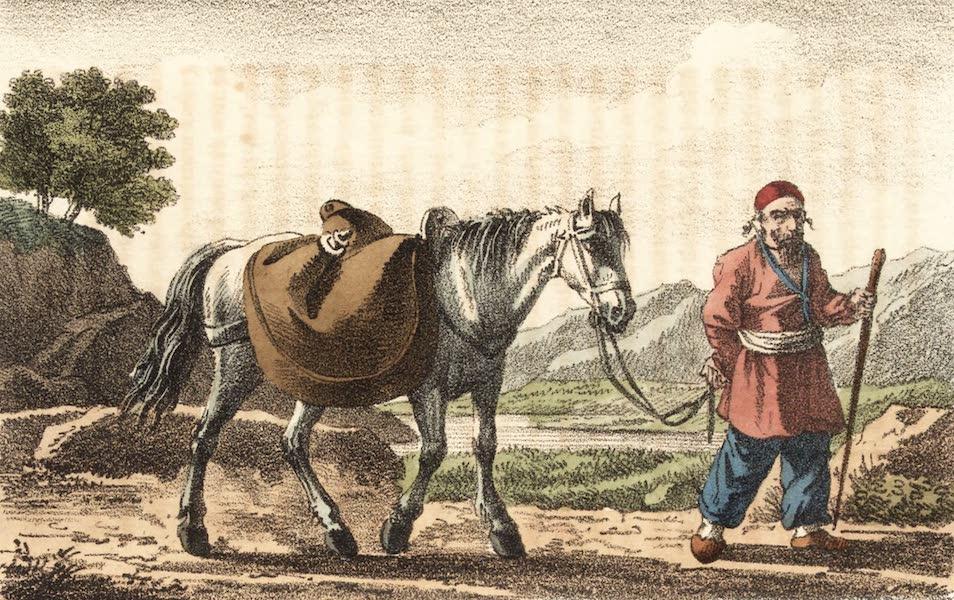 Voyage en Perse Vol. 2 - Sacas porteur d'eau (1825)