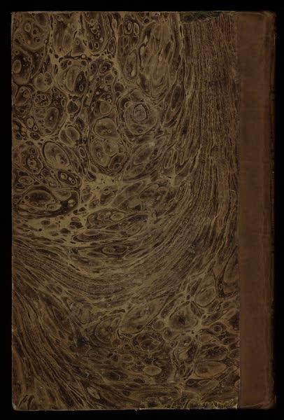 Voyage en Perse Vol. 2 - Back Cover (1825)