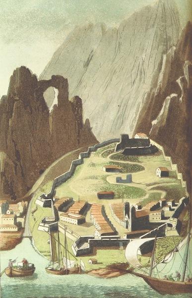 Voyage Historique et Politique au Montenegro - Cattaro sous Montenegro (1820)