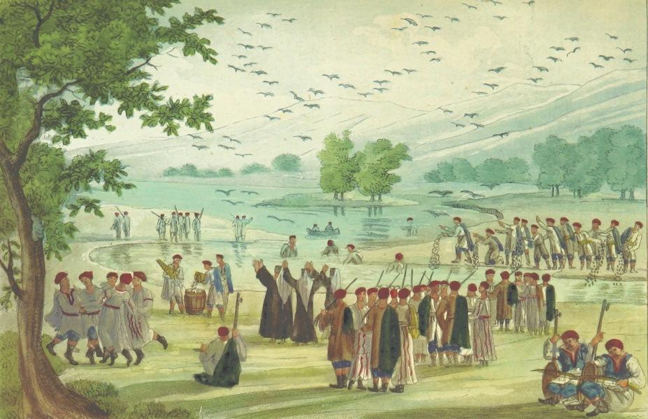 Voyage Historique et Politique au Montenegro - Acte de Reconnciliation devant le Tribunal du Kineti (1820)