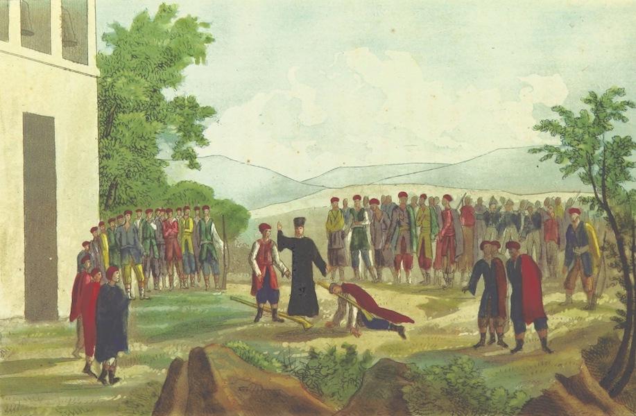 Voyage Historique et Politique au Montenegro - Fete de la Peche (1820)