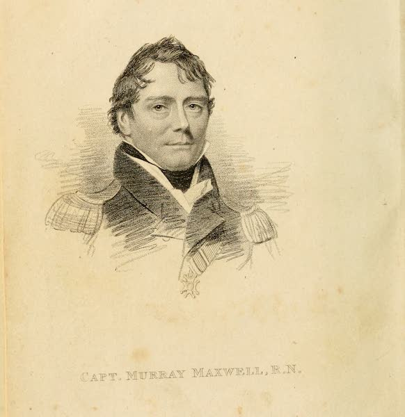 Narrative of a Voyage, in His Majesty's late ship Alceste - Capt. Murray Maxwell (1818)