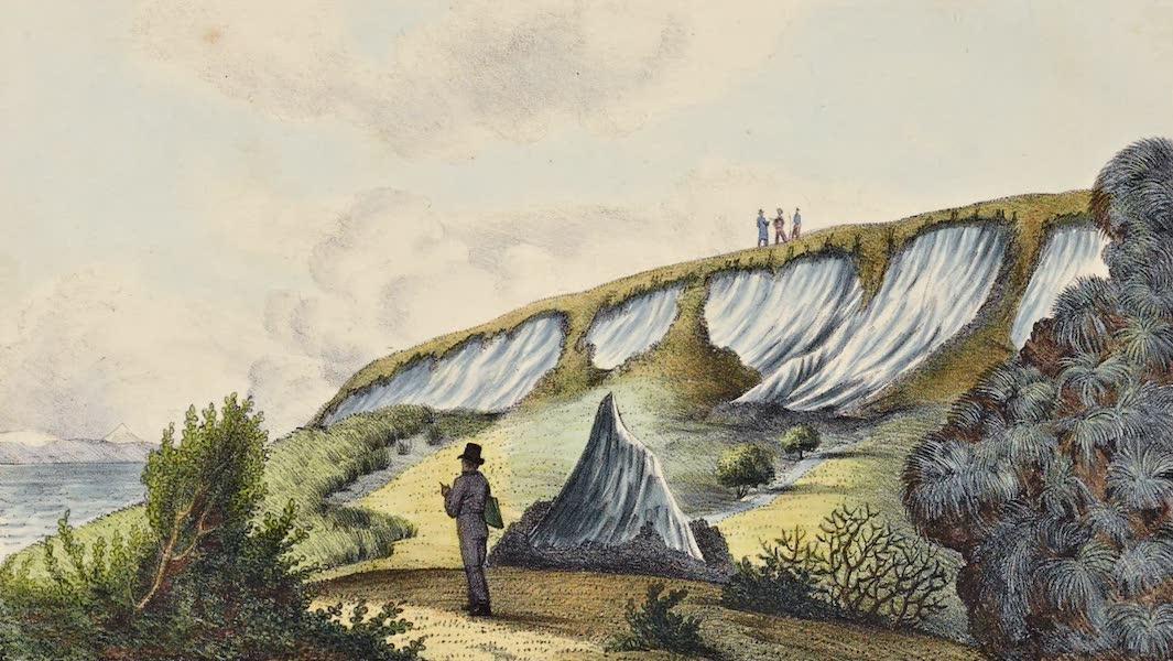 Voyage Pittoresque Autour de Monde - Vue des Glaces dans le Golfe de Kotzebue (1822)