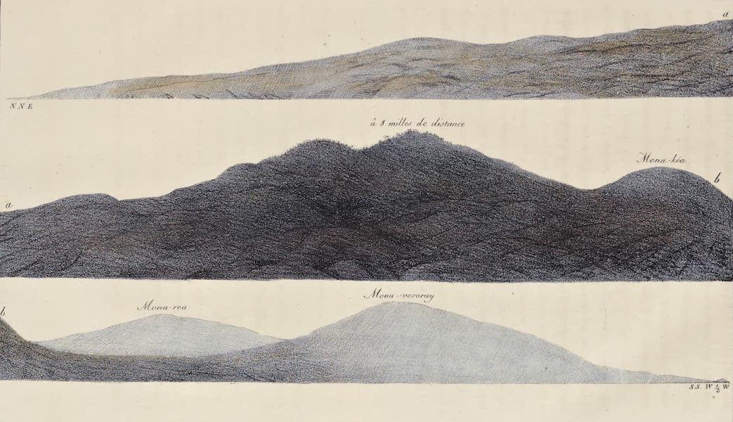 Voyage Pittoresque Autour de Monde - Isle Ovayhi (1822)
