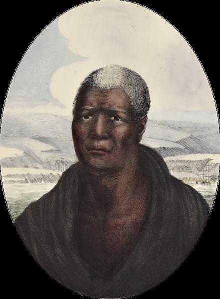 Voyage Pittoresque Autour de Monde - Tammeamea, Roi des isles Sandwich (1822)