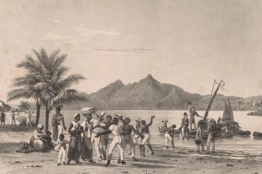 Voyage Pittoresque dans le Bresil - Matelots (1835)