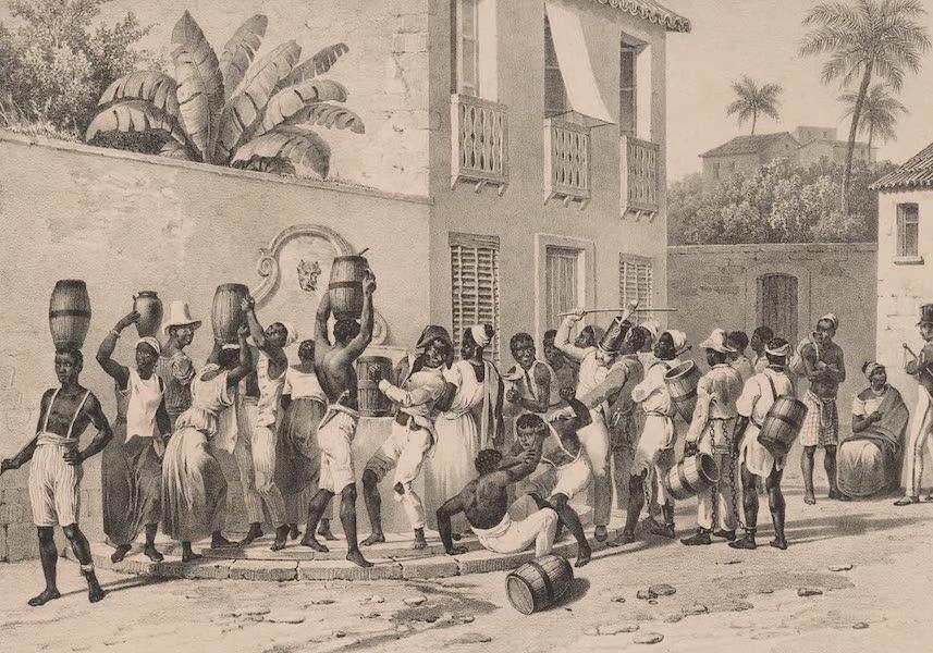 Voyage Pittoresque dans le Bresil - Porteurs d'Eau (1835)