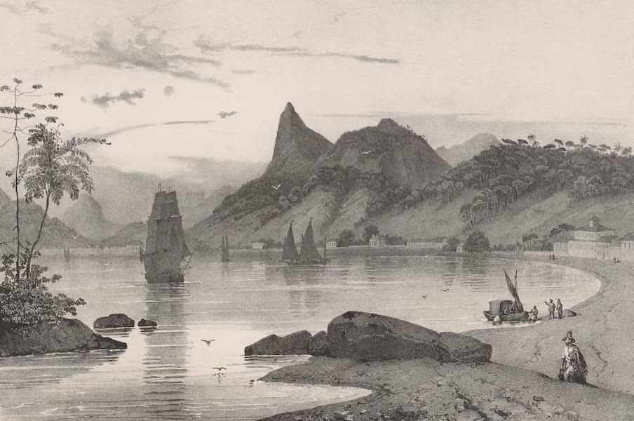 Voyage Pittoresque dans le Bresil - Boto-Fogo (1835)