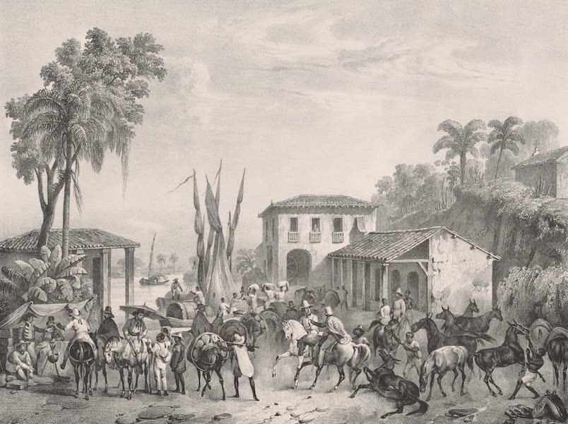 Voyage Pittoresque dans le Bresil - Porto do Estrella (1835)