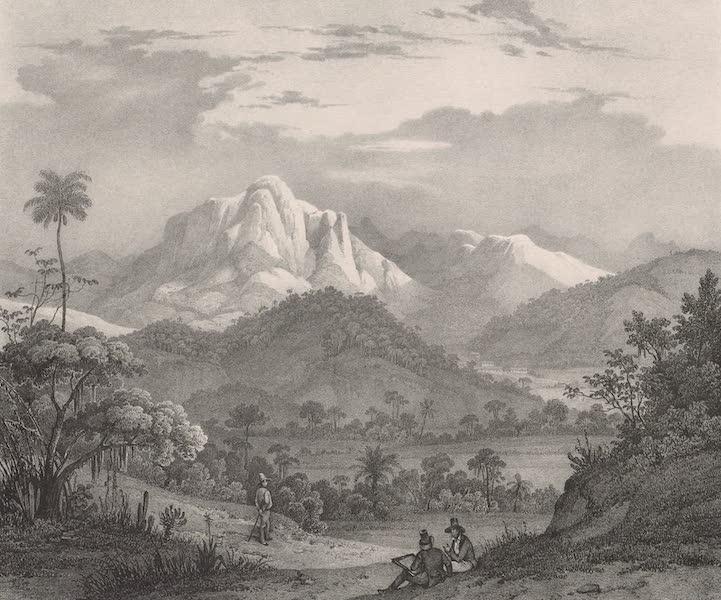 Voyage Pittoresque dans le Bresil - Mandiocca (1835)