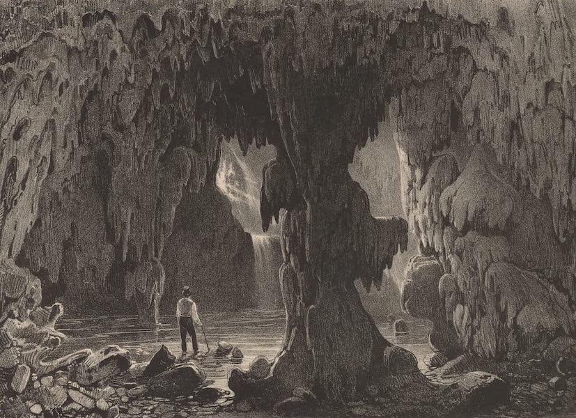 Voyage Pittoresque dans le Bresil - Grottes pres de St. Joze (1835)