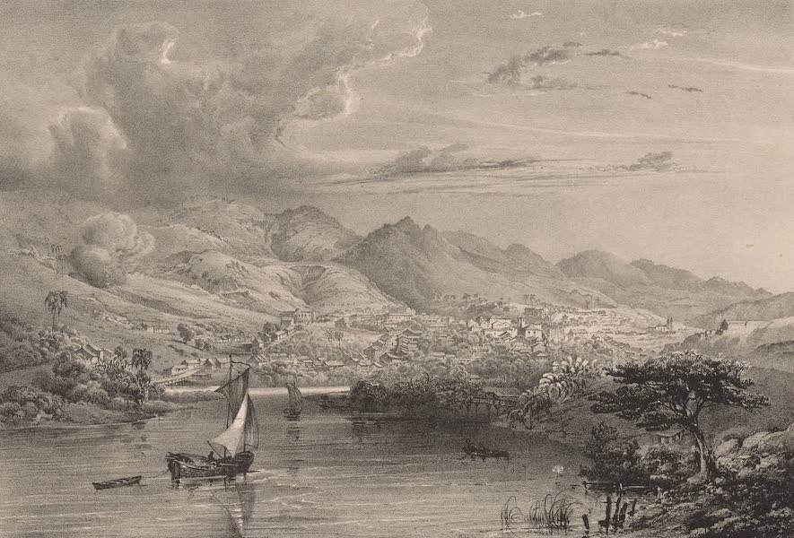 Voyage Pittoresque dans le Bresil - Sabara (1835)