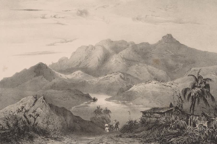 Voyage Pittoresque dans le Bresil - Catas Altas (1835)