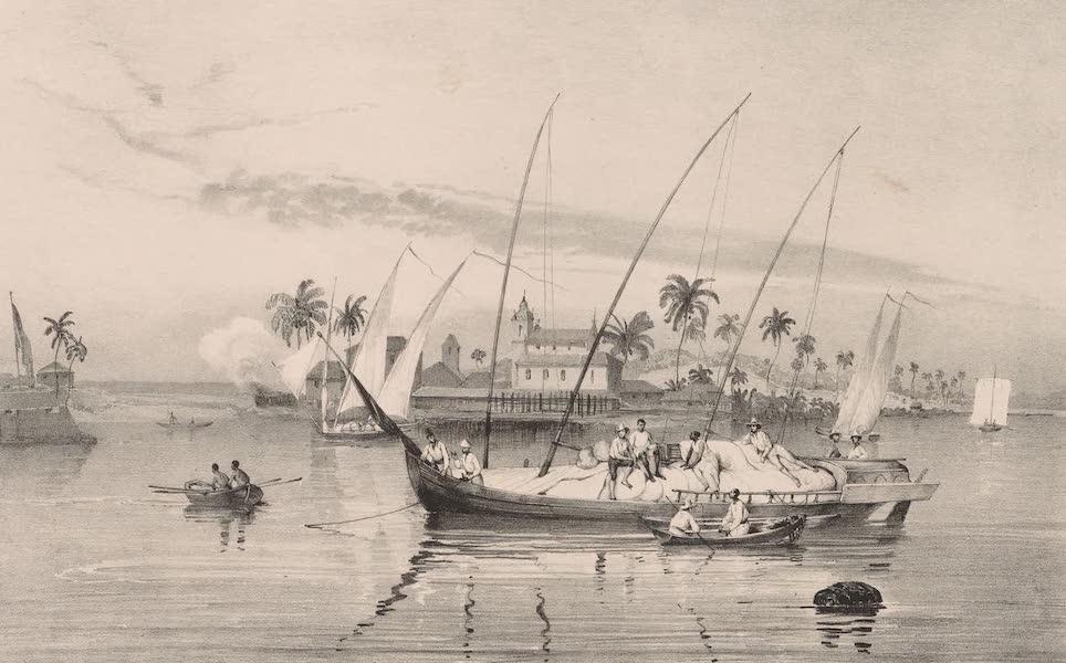 Voyage Pittoresque dans le Bresil - Ilia Itaparica (1835)