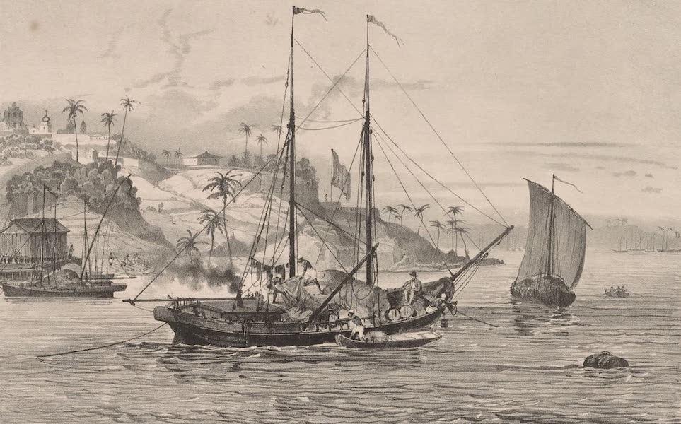 Voyage Pittoresque dans le Bresil - Vue d'Olinda (1835)