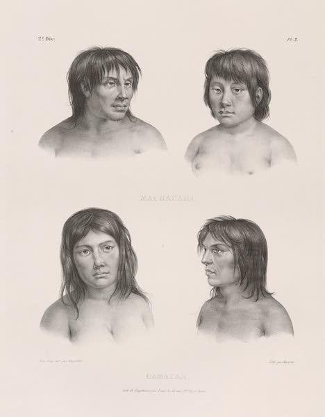 Voyage Pittoresque dans le Bresil - Machacari. Camacan. (1835)