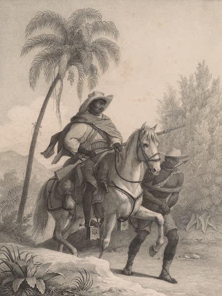 Voyage Pittoresque dans le Bresil - Capitao do Matto (1835)