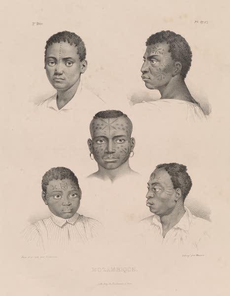 Voyage Pittoresque dans le Bresil - Mozambique (1835)