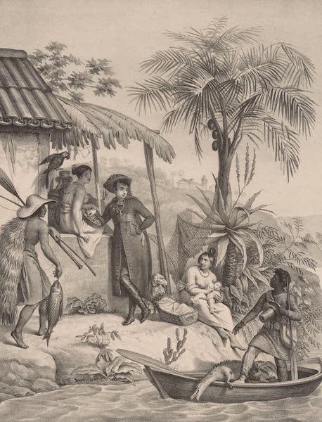 Voyage Pittoresque dans le Bresil - Costumes de Bahia (1835)
