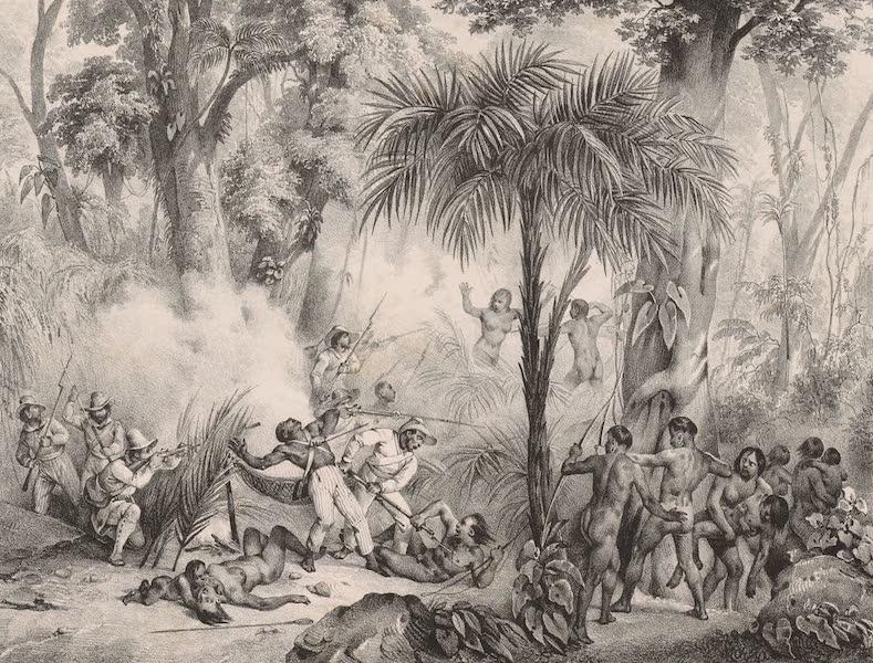 Voyage Pittoresque dans le Bresil - Guerillas (1835)