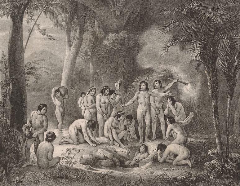 Voyage Pittoresque dans le Bresil - Enterrement (1835)