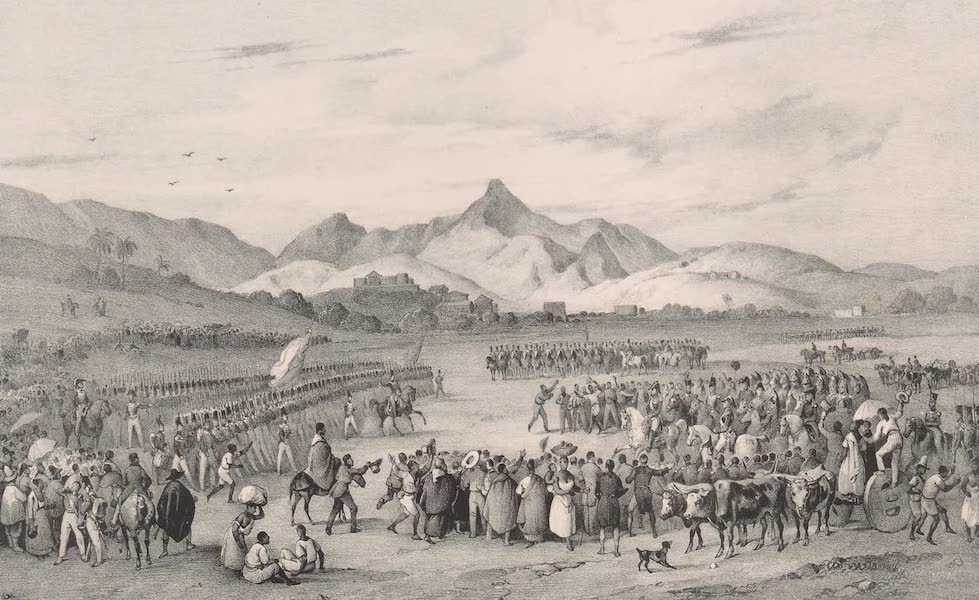 Voyage Pittoresque dans le Bresil - San Christovao (1835)