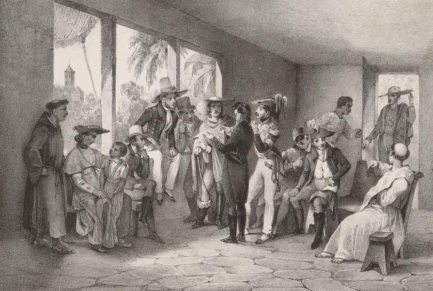 Voyage Pittoresque dans le Bresil - Junta a Fernambouc (1835)